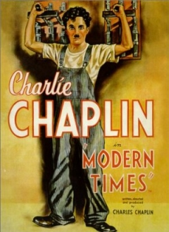 Filmposter van de film Modern Times (1936)