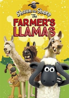 Shaun the Sheep: The Farmer's Llamas (2015)