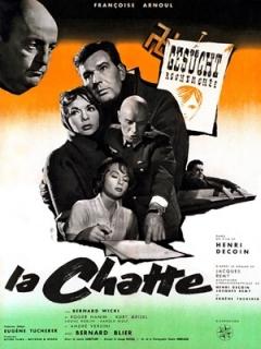 La chatte (1958)
