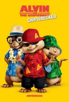 Alvin en de Chipmunks 3 (2011)