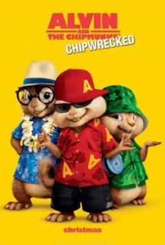 Alvin en de Chipmunks 3 Trailer