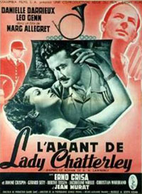 L'amant de lady Chatterley (1955)
