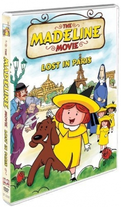 Madeline: Lost in Paris (1999)