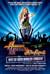 Hannah Montana/Miley Cyrus: Best of Both Worlds Concert Tour (2008)
