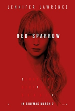 Chris Stuckmann - Red sparrow - movie review