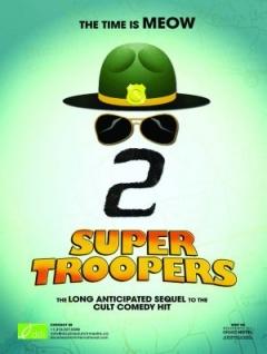 Super Troopers 2 (2016)
