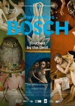 Jheronimus Bosch, Touched by the Devil poster