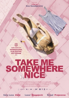 Take Me Somewhere Nice poster
