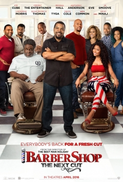 Barbershop: A Fresh Cut (2016)