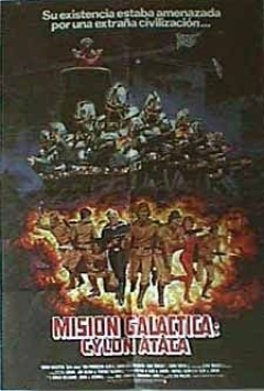 Mission Galactica: The Cylon Attack (1978)