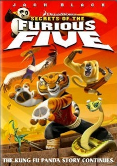 Kung Fu Panda: Secrets of the Furious Five Trailer