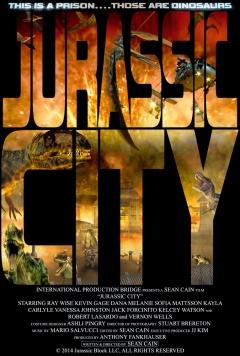 Jurassic City - Teaser trailer