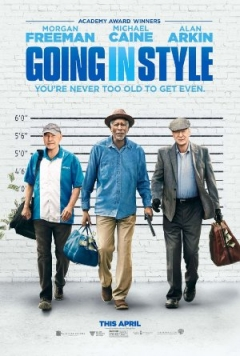 Going in Style - Officiele trailer 1