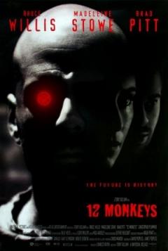 Filmposter van de film Twelve Monkeys (1995)
