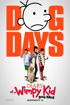 Diary of a Wimpy Kid: Dog Days Trailer