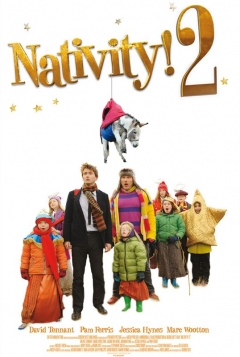 Nativity 2: Danger in the Manger! (2012)
