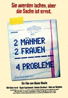 2 Männer, 2 Frauen - 4 Probleme!? (1998)