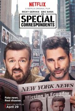 Special Correspondents (2016)