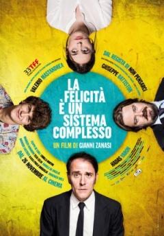 La felicità è un sistema complesso (2015)