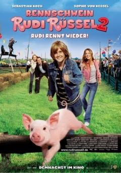 Rennschwein Rudi Rüssel 2 - Rudi rennt wieder! (2007)