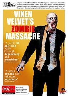 Vixen Velvet's Zombie Massacre (2015)