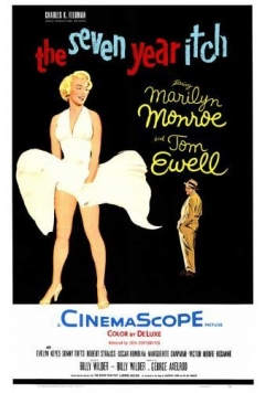 The Seven Year Itch (1955)