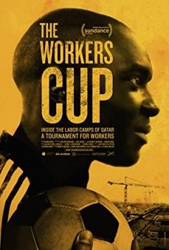 Filmposter van de film The Workers Cup (2017)