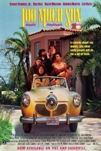 Too Much Sun (1991)