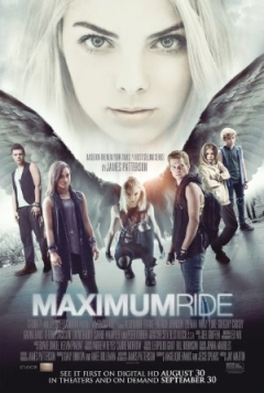 Maximum Ride - Official Trailer