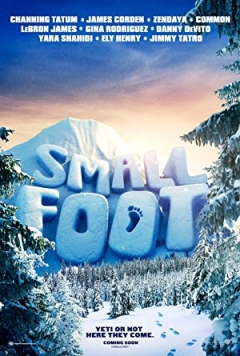 Schmoes Knows - Smallfoot movie review
