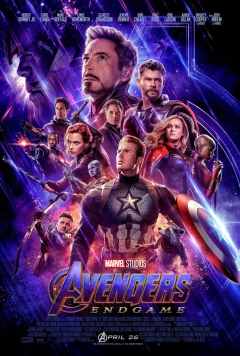 Channel Awesome - Avengers: endgame - tamara just saw