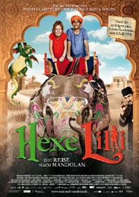 Heksje Lilly: De Reis Naar Mandolan (2011)