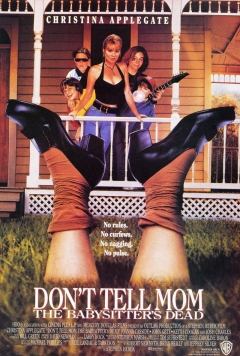 Don't Tell Mom the Babysitter's Dead Trailer