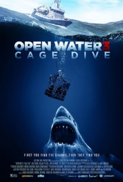 Open Water 3 Cage Dive (2017)