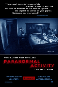 Paranormal Activity Trailer