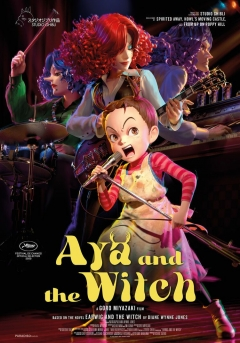 Aya and the Witch