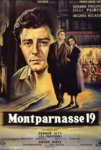 Les amants de Montparnasse (1958)