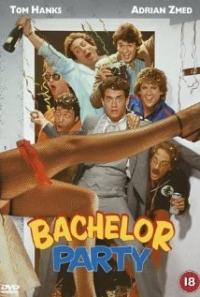 Filmposter van de film Bachelor Party