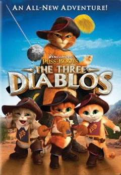 Puss in Boots: The Three Diablos Trailer