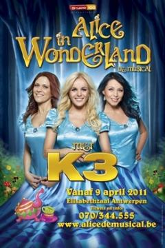 Alice in Wonderland - De Musical (2011)