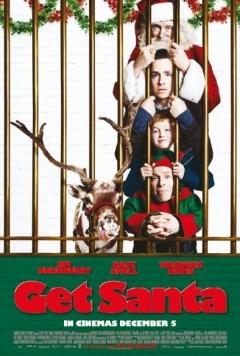 Get Santa Trailer