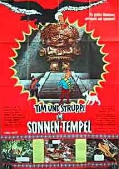 Tintin et le temple du soleil (1969)