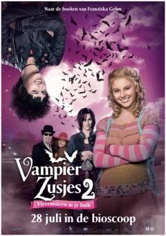 De Vampierzusjes 2: Vleermuizen in je buik