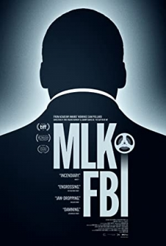 Martin Luther King vs. the FBI poster