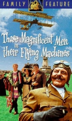 Those Magnificent Men in Their Flying Machines or How I Flew from London to Paris in 25 hours 11 min (1965)