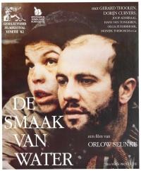 Smaak van water, De (1982)