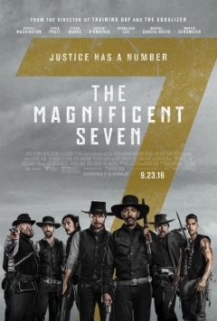 The Magnificent Seven - Official Trailer 1