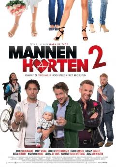 Mannenharten 2 (2015)