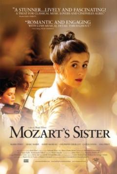 Nannerl, la soeur de Mozart poster