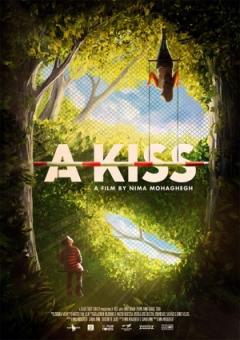 Filmposter van de film A Kiss (2018)